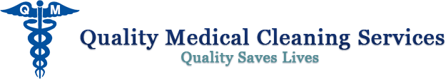Quality Medical Cleaning Services, Logo